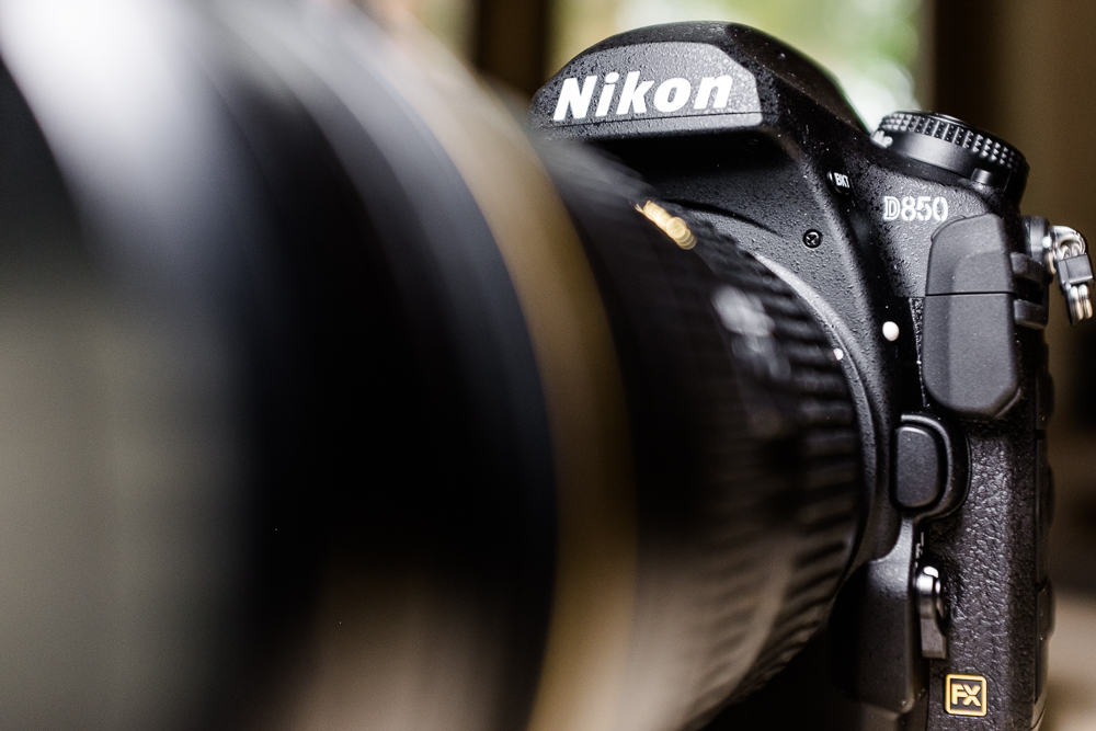 Nikon D850 of Systeemcamera